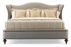 wingback bed frame foter