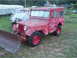turquoise jeep cj 1960 jeep cj5 for sale classiccars com cc 967347