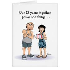 13th anniversary gifts for him 13th wedding anniversary t shirts 13th anniversary gifts