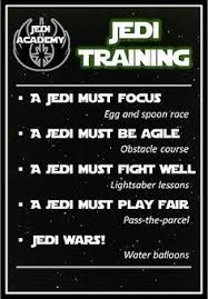 jedi training academy free printable badges star wars party