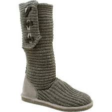womens knit boots bearpaw knit boot s backcountry com