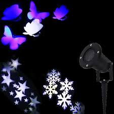 Outdoor Projector Lights 2018 Lights Outdoor Led Snowflake Projector Light