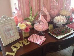 Pink And Black Candy Buffet by 7 Best Pink White U0026 Gold Candy Buffet Images On Pinterest Gold