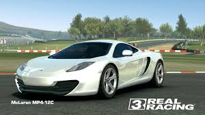 mclaren concept mclaren mp4 12c real racing 3 wiki fandom powered by wikia