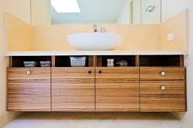 zebra wood bathroom cabinets master bathroom retreat zebra wood custom cabinets soaking tub
