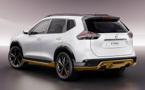 nissan trail 2016 nissan x trail premium concept 2016 wallpapers and hd images