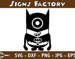 batman logo clipart etsy