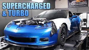 2000 corvette supercharger 1500hp zr1 turbo and supercharged