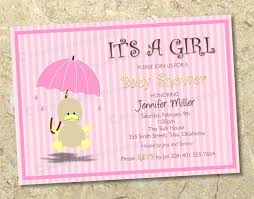 color free baby shower invites