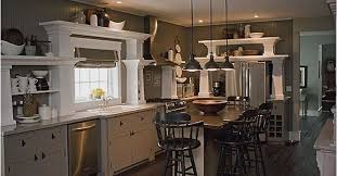 Kitchen Island With Open Shelves Open Shelving In Kitchen Is It Right For You Hometalk