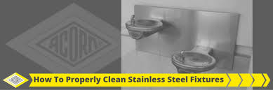 Stainless Steel Questions Faqs About Stainless Steel Shine It How To Properly Clean And Care For Stainless Steel Fixtures