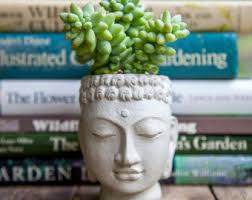 head planter etsy