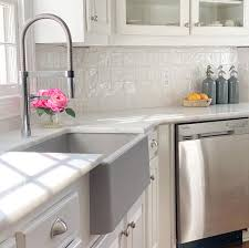 how to install farm sink in cabinet how to install a farmhouse sink into pre existing cabinetry