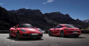 porsche boxter vs cayman porsche boxster and cayman to be renamed to 718 infinite