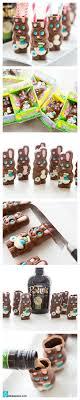 hoppy hollow easter boozy bunny recipe chocolate bunny and easter