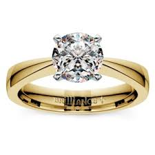 yellow gold engagement ring shop beautiful diamond engagement rings settings