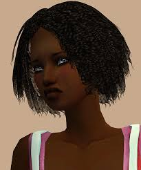 sims 3 african american hairstyles afro sims tumblr
