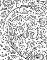 pattern coloring pages for adults get this free printable art deco patterns coloring pages for