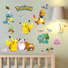 Like And Share If You Want This Pokemon Wall Stickers For Kids - Cheap wall decals for kids rooms