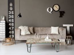 ideas industrial chic living room photo living room paints