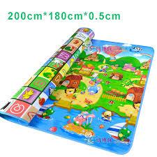 aliexpress com buy english letter alphabet farm baby carpet