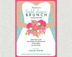 brunch invites wording bridal shower brunch invitations gangcraft net