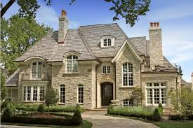 French Country Cottage Plans French Country Cottage House Plans With Stone Walls And Trees And