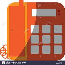 landline phone icon image stock vector art u0026 illustration vector