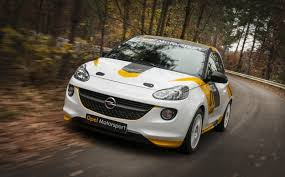opel adam buick 2013 opel adam cup rally car review top speed