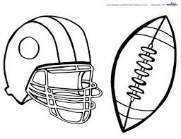 free football templates print 499298 coloring pages for free 2015