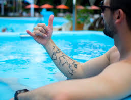World Map Tattoo by World Map World Travel Tattoo Travel Tattoos Pinterest