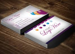 business card photoshop template card design ideas