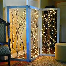 14 diy decor projects that started with branches twinkle lights