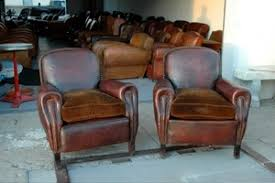Antique Leather Armchairs For Sale French Antiques And Collectibles From William U0027s Antiks