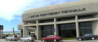 lexus truck commercial lexus monterey peninsula lexus dealership with new and used car