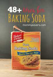 articles with baking soda and laundry detergent to clean shoes tag