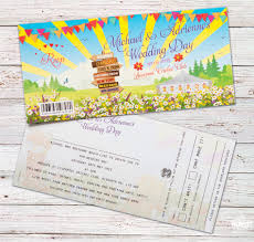 wedding invitations liverpool summer themed wedding invitations wedfest