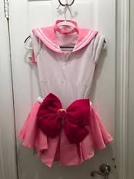 s boots usa sailor moon chibi moon chibiusa pink costume small s