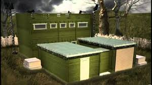 world u0027s first zombie proof house