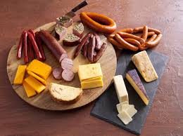 sausage and cheese gift baskets sausage gift baskets