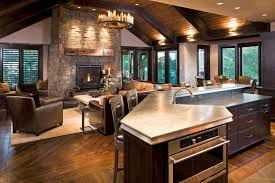 Kitchen And Family Room Designs by Tag For Kitchen And Family Room Flooring Ideas Nanilumi