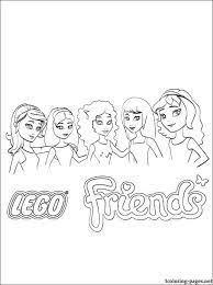 lego friends coloring page the 25 best lego friends ausmalbilder ideas on pinterest lego