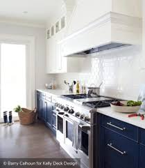 white cabinets on top blue on bottom two tone kitchen cabinets to inspire your next redesign