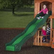 amazon com backyard discovery liberty ii all cedar wood playset