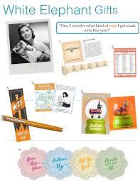 white elephant gift ideas knock knock