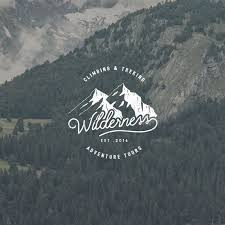 Rugged Outdoors This Logo Design Is A Bit Manly And Would Suit Anyone With