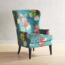 Chair by Asher Flynn Floral Print Chair Pier 1 Imports