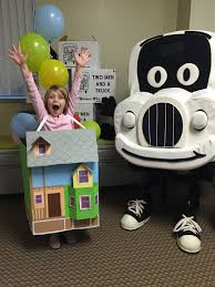 Halloween Costume For Family Of 4 by Use Your Old Moving Boxes As Halloween Costume Inspiration U2013 Two
