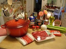 Creuset Pot From Captain U0027s Daughter To Army Mom Le Creuset Chili Time