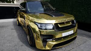 land rover britains is this britain u0027s most flamboyant tourist owner of gold range